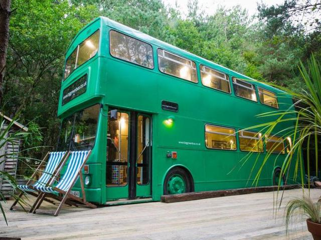 """""""Nagy zöld busz"""""""