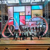 Airbnb Open Párizs 2015