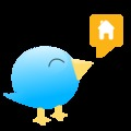 Ingatlancsirip - ingatlanok a Twitteren