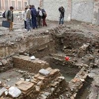 Teraszos-medencés római villát tártak fel a III. kerületben