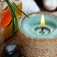 Őszi dekor: illatgyertya saját kezűleg