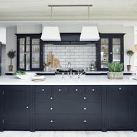 Menő fekete konyhákat mutatunk!
