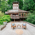 Ez a ház adott ihletet Leonardo DiCaprio öko-üdülőfalujához!