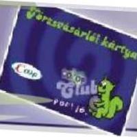 Ingyen CO-OP Klubkártya