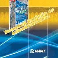 Mapei katalógusok, CD