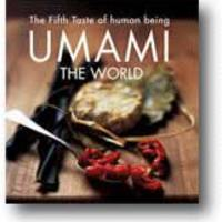 Umami, az ötödik íz (Angol nyelvű szakácskönyv)