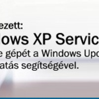 Ingyen Windows XP SP2 telepítő CD