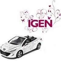 Peugeot 308 CC esküvői nyereményjáték