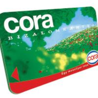 Ingyenes Cora bizalomkártya