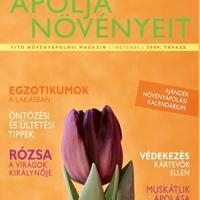 Ingyenes növényápolási magazin