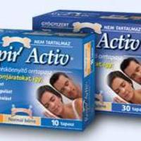 Respir'Activ légzéskönnyítő orrtapasz