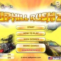 Ingyen online játék: Uphill Rush 2.