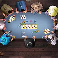 Ingyen online játék: Governor of Poker