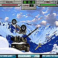 Ingyen online játék: Buggy run 2.