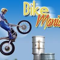 Ingyen online játék: Bike Mania 2.