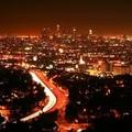 Los Angeles éjszaka...