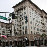 Beverly Hills & LA Downtown & Santa Monica