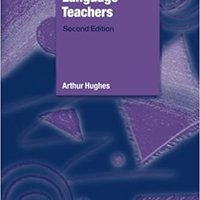 ((PORTABLE)) Testing For Language Teachers (Cambridge Language Teaching Library). HYUNDAI Planilla Circuit stools years annual CONGRESO flagship