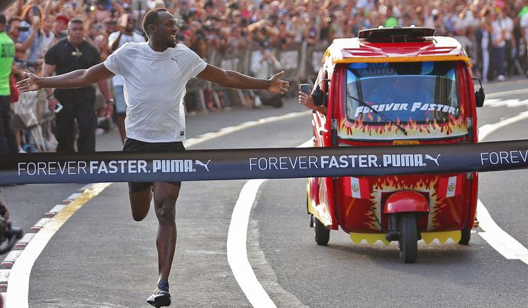 Usain Bolt vagy a tuk-tuk?