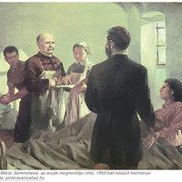 A kézmosás apostola