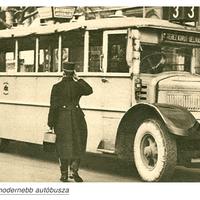 Mátyásföldtől Amerikáig – Pillanatképek a magyarországi autóbuszgyártás történetéből