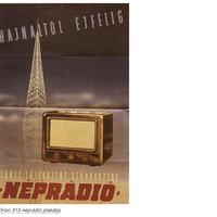 """""""Halló, halló, itt rádió Budapest"""""""