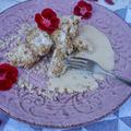 Kókuszos aranygaluska gluténmentesen