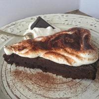 Habkönnyű lisztmentes csokitorta