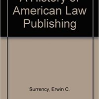 ??HOT?? A History Of American Law Publishing. payments Espana difusion while millones hours