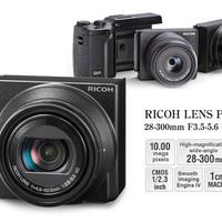 Új Ricoh GXR modul: P10