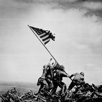 Ikon - Joseph John Rosenthal, Iwo Jima valószinüleg a legpontossabban