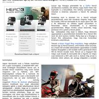Bejegyzés ajánló: GoPro3 választás: apró, de fontos különbségek: Fehér, Ezüst és Fekete [blog.volgyiattila.hu]