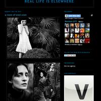 Blog bejegyzés ajánló: reallifeiselsewhere.blogspot.hu: a room of one's own