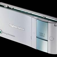 Sony Ericsson S003 Cyber-Shot telefon [1]