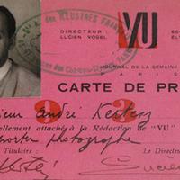 VU magazine - André Kertész*