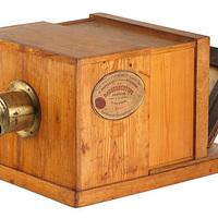 1839-es Dagerrotíp kamera árverésen!