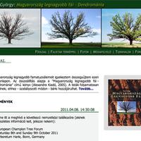Honlap ajánló - www.dendromania.hu
