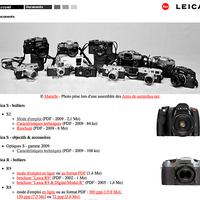 Leica dokumentációk [érdekes!]