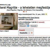 René Magritte - a lehetetlen megfestője [1]