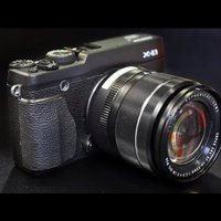 Fuji X-E1 hands-on preview