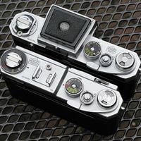 Nikon SP és a Nikon F