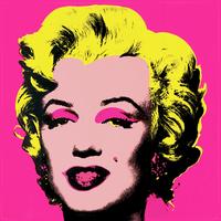 Marilyn Monroe - Warhol