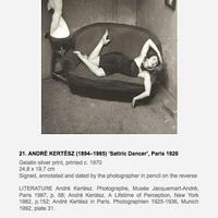 Érdekes tételek a WestLicht fotó aukcióból (2015 június)