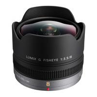 Jövő héten Panasonic 8mm-es f/3,5 halszemoptika?