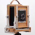 Két éve volt: Argentum Camera Architec I. 4x5