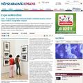 Capa szellemében Fotó - A megszűnő Ernst Múzeum helyére költözik ősszel a Robert Capa Kortárs Fotográfiai Központ [NOL online, SzÁ-tól]
