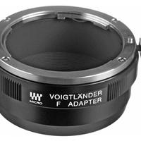Voigtlander F adapter