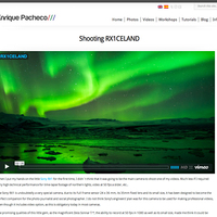 New Sony RX1 Iceland video by Enrique Pacheco [sonyalpharumors.com]