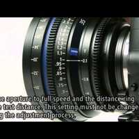 Carl Zeiss Lenses - Compact Prime CP.2 Mount Change Instructions