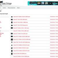 Honlap ajánló - http://www.pixel-thingy.com [12]